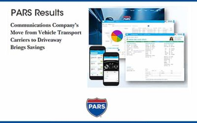 Communications Company?s Move from Vehicle Transport Carriers to Driveaway Brings Savings