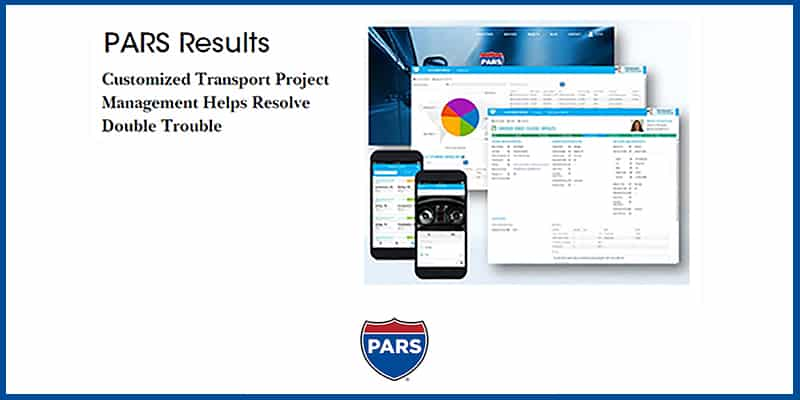 Customized Transport Project Management Helps Resolve Double Trouble